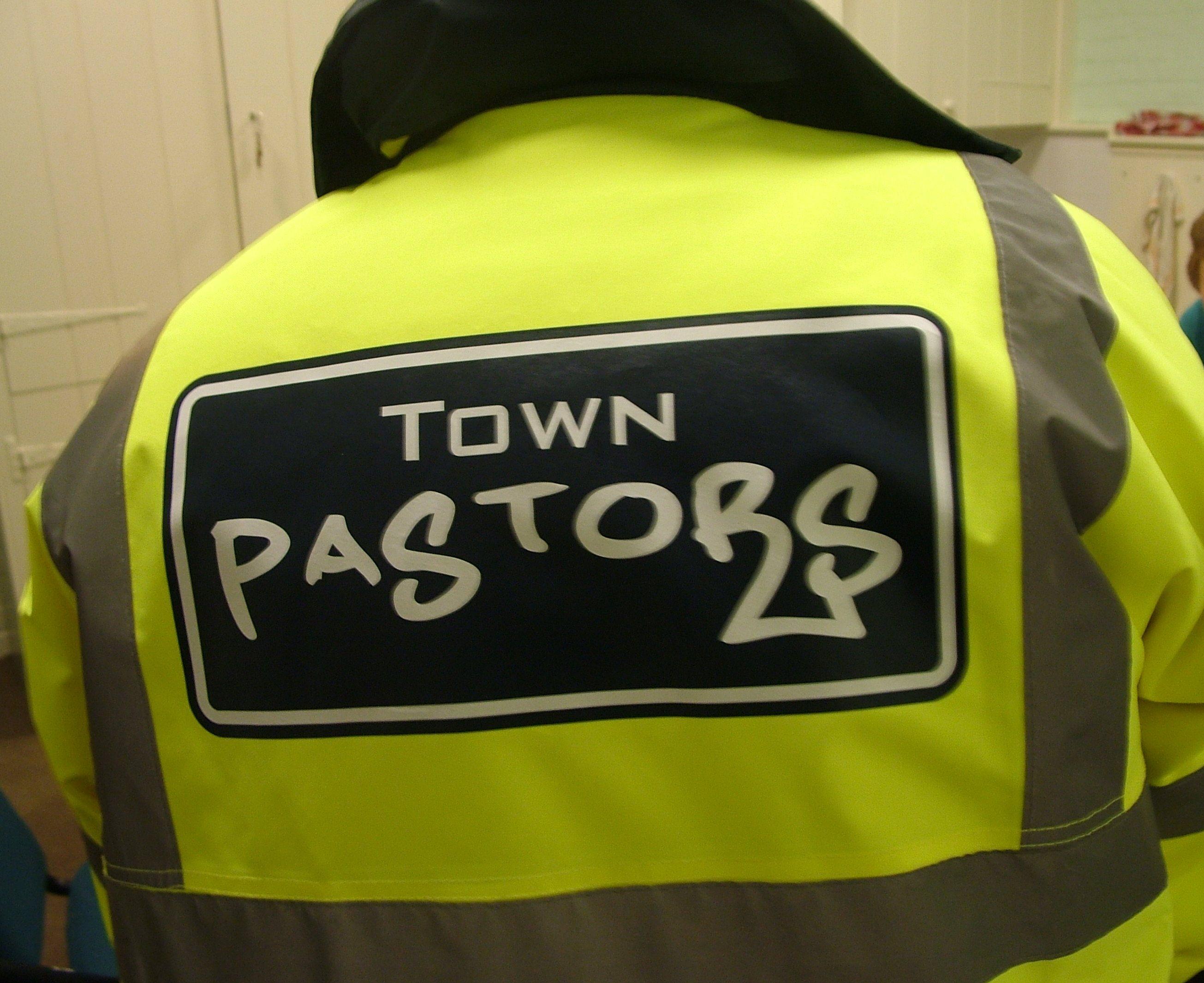 town pastors back